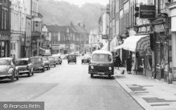 Caterham, Godstone Road 1961