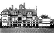 Caterham, Harestone House 1903
