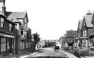 Caterham, High Street 1900