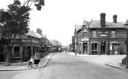 Caterham, High Street 1925