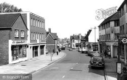 High Street c.1965, Caterham