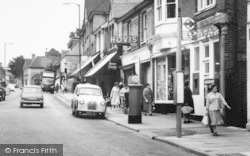 Caterham, High Street Post Office c.1965