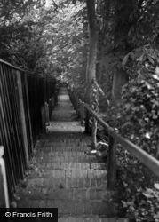 Caterham, Jacob's Ladder (128 Steps) 1961