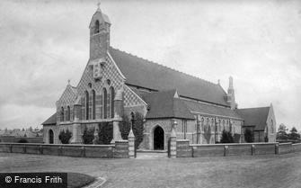 Caterham, Military Church 1895