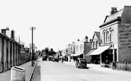Caterham, On The Hill, Coulsdon Road 1951