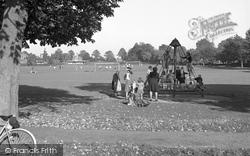 Caterham, Queen's Park, Children's Corner 1948