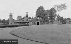 Caterham, Queens Park 1957