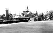 Caterham, Queens Park Pavilion c.1965