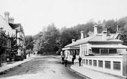 Caterham, Railway Station 1900