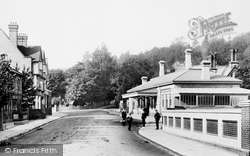Caterham, Railway Station 1900