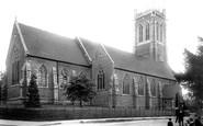 Caterham, St John's Church 1894