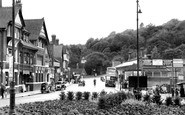 Caterham, Station Approach 1952