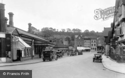 Caterham, Station Approach c.1939