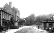 Caterham, Station Avenue 1898