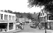 Caterham, Station Avenue c.1955