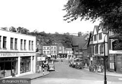 Station Avenue c.1955, Caterham