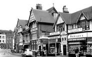 Caterham, Station Avenue c.1965