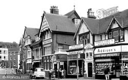 Station Avenue c.1965, Caterham