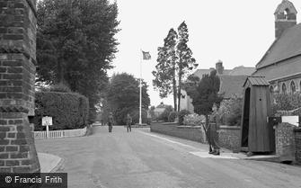 Caterham, the Barracks 1951
