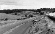 Caterham, The By-Pass 1954