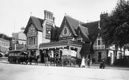 Caterham, The Railway Hotel 1894
