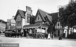 Caterham, The Railway Hotel 1894
