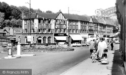 Caterham, The Roundabout c.1965