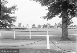 Caterham, The Sports Ground 1951