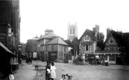 Caterham, The Square 1894
