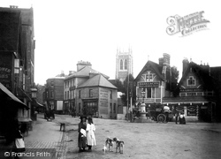 Caterham, The Square 1894