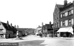 Caterham, The Square 1902