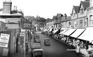 Caterham, Valley, Croydon Road 1948