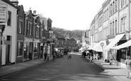 Caterham, Valley, Godstone Road 1948