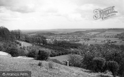 Caterham, View From View Point 1951
