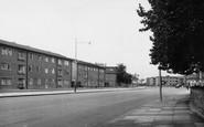 Catford, Bromley Lane c1960