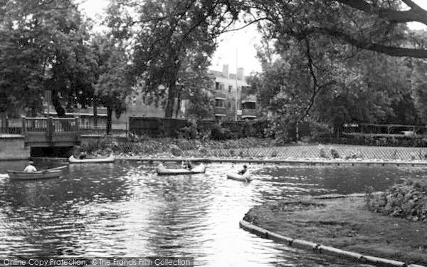 Photo Of Catford Peter Pan 39 S Pool Francis Frith