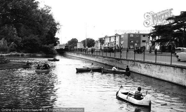 Catford, Peter Pan's Pool c1960