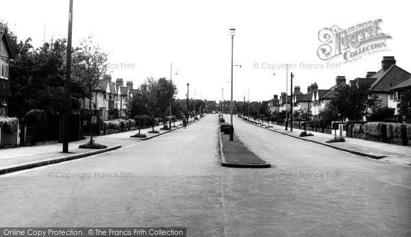 Catford, Southend Lane c1955