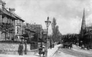 Example photo of Catford