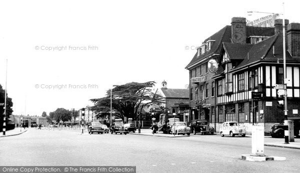Catford, The Green Man c1960