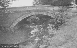 Caton, Artlebeck Bridge c.1955