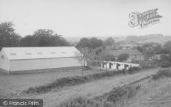 Caton, Borwick's Farm School Of Equitation c.1960