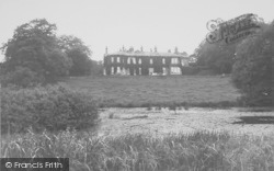Caton, Escowbeck House c.1955