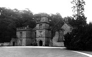 Caton, Gresgarth Hall c1955