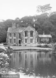Caton, Gresgarth Hall c.1955
