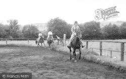Caton, Riding Lesson c.1960