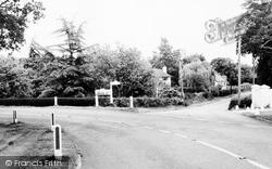 Catsfield, Horns Corner c.1960