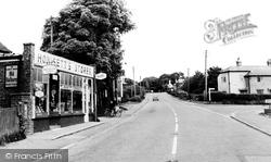 Catsfield, Main Road c.1955