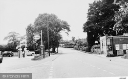 Catsfield, Main Road c.1960