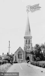 Catsfield, Methodist Church c.1955